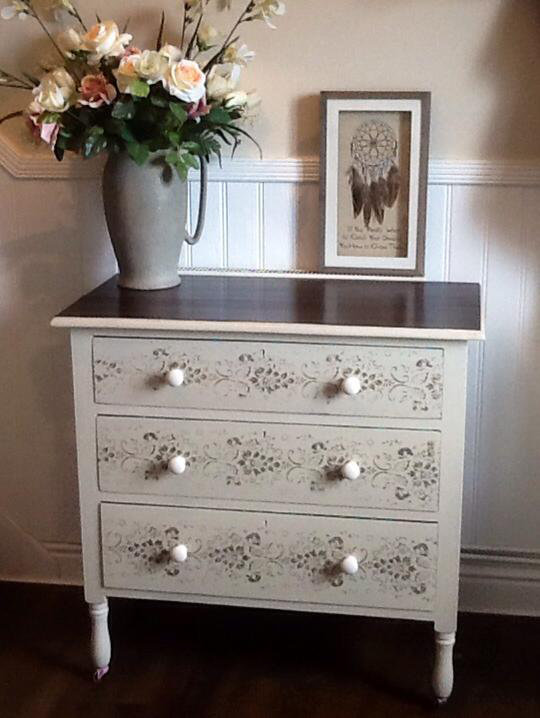 gel Stained furniture