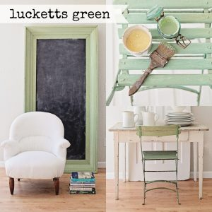Lucketts Green - Miss Mustard Seed Milk Paint