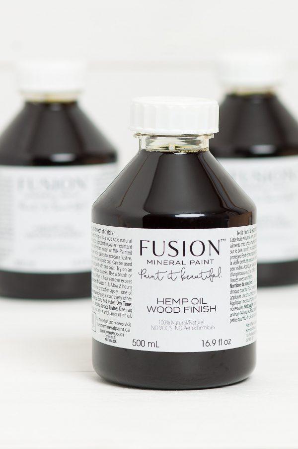 Fusion Hemp Oil Wood Finish
