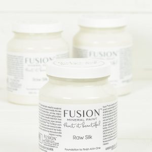 Fusion Mineral Paint Raw Silk