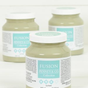 Fusion Mineral Paint Penney & Co Lichen