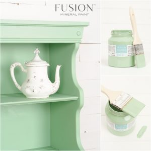 Fusion Mineral Paint Penney & Co Lilly Pond