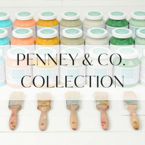 Fusion Mineral Paint Penney & Co collection