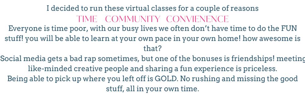 Virtual Paint Class Online Paint Class