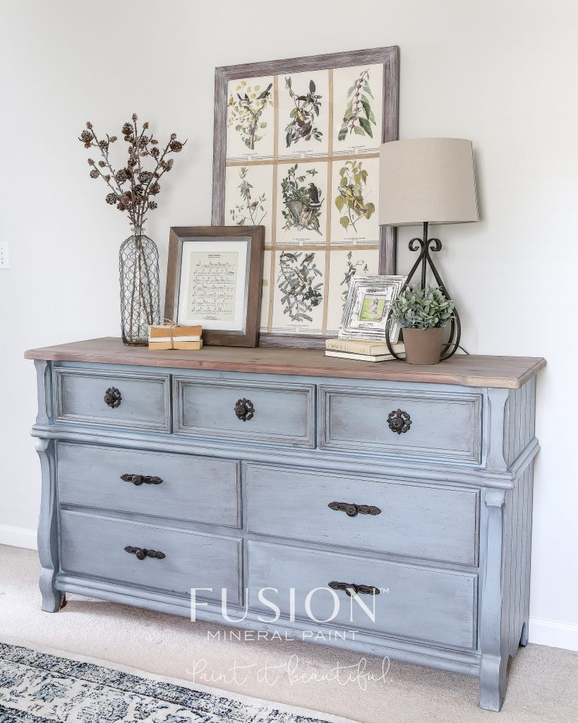 Why we love Fusion Mineral Paint.
