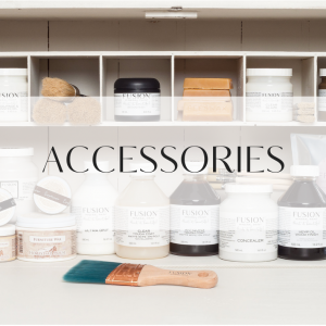Accessories, Finishes