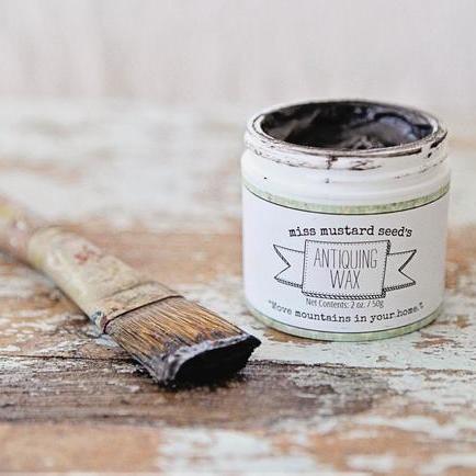 Antiqueing Wax - Miss Mustard Seed Milk Paint