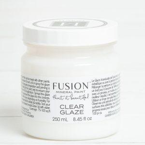 Fusion Clear Glaze