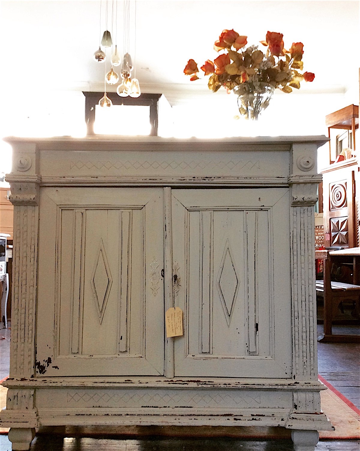 chippy french french sideboard