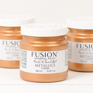 Fusion Metallic Copper