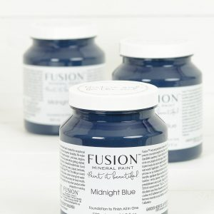 Fusion Mineral Paint Midnight