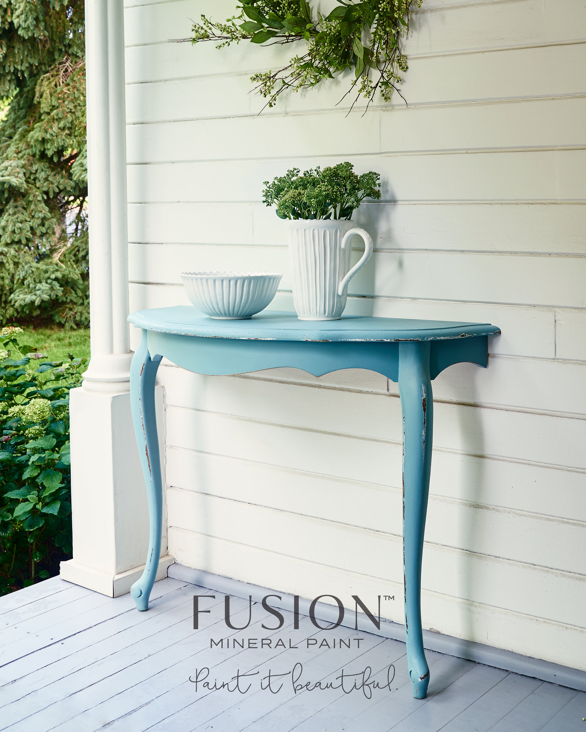 Fusion Mineral Paint Penney & Co Heirloom