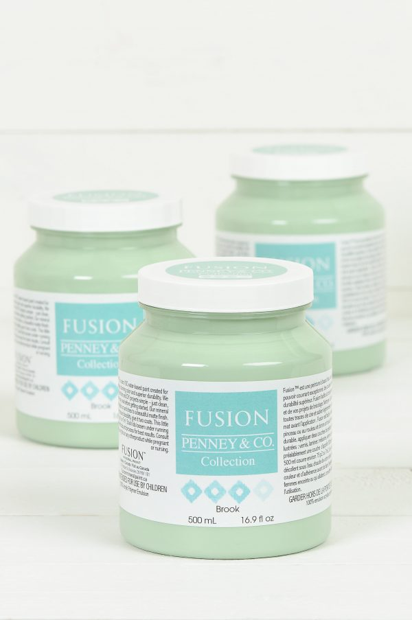 Fusion Mineral Paint Penney & Co Brook