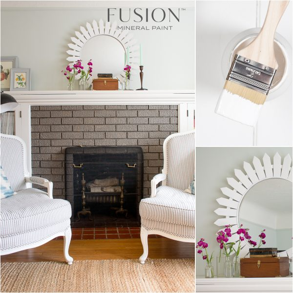 Fusion Mneral Paint Penney & Co Picket Fence
