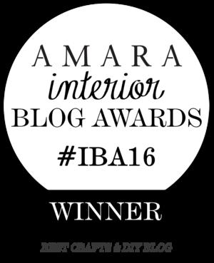 Amara blog award winner