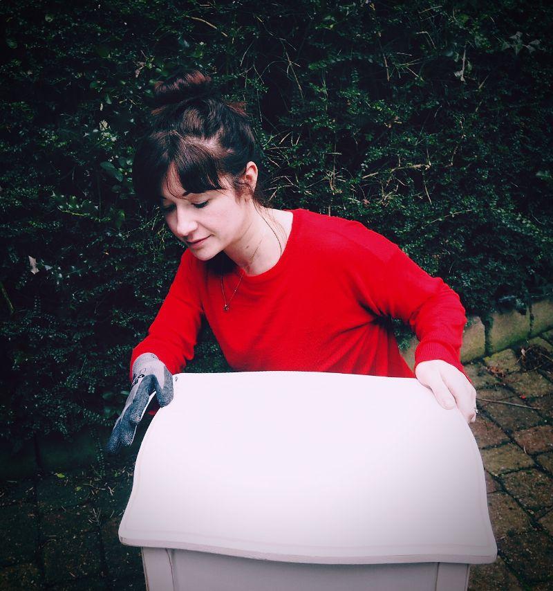 Melanie Lissack using Sandi Hands