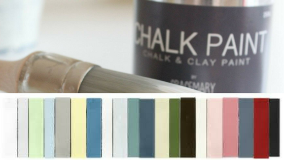 GraceMary chalk paint.