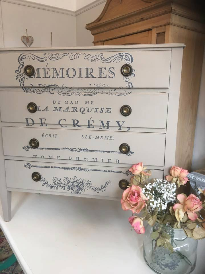 Memories Chest of Drawers.
