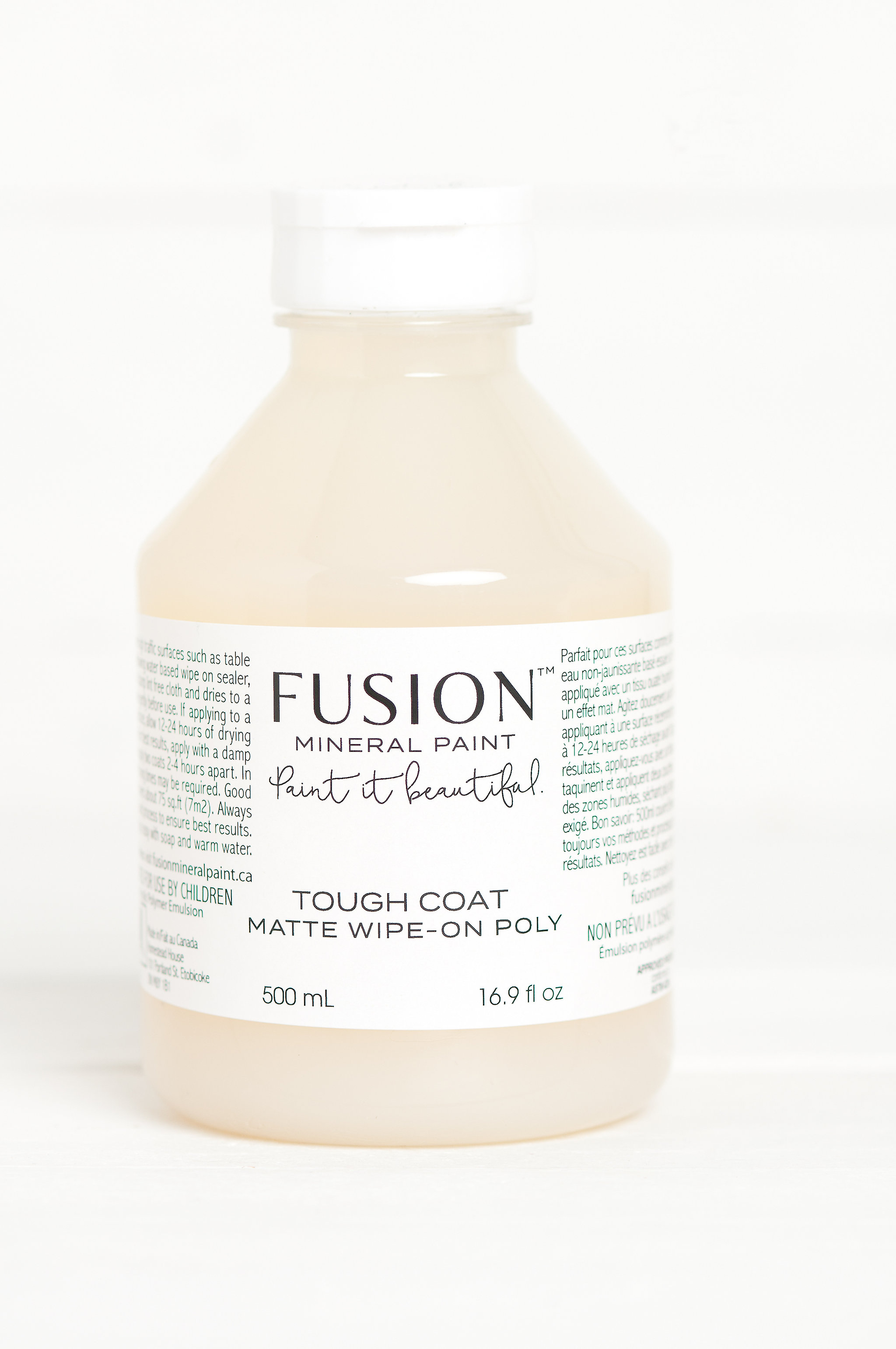 How to apply Tough Coat Fusion Mineral Paint
