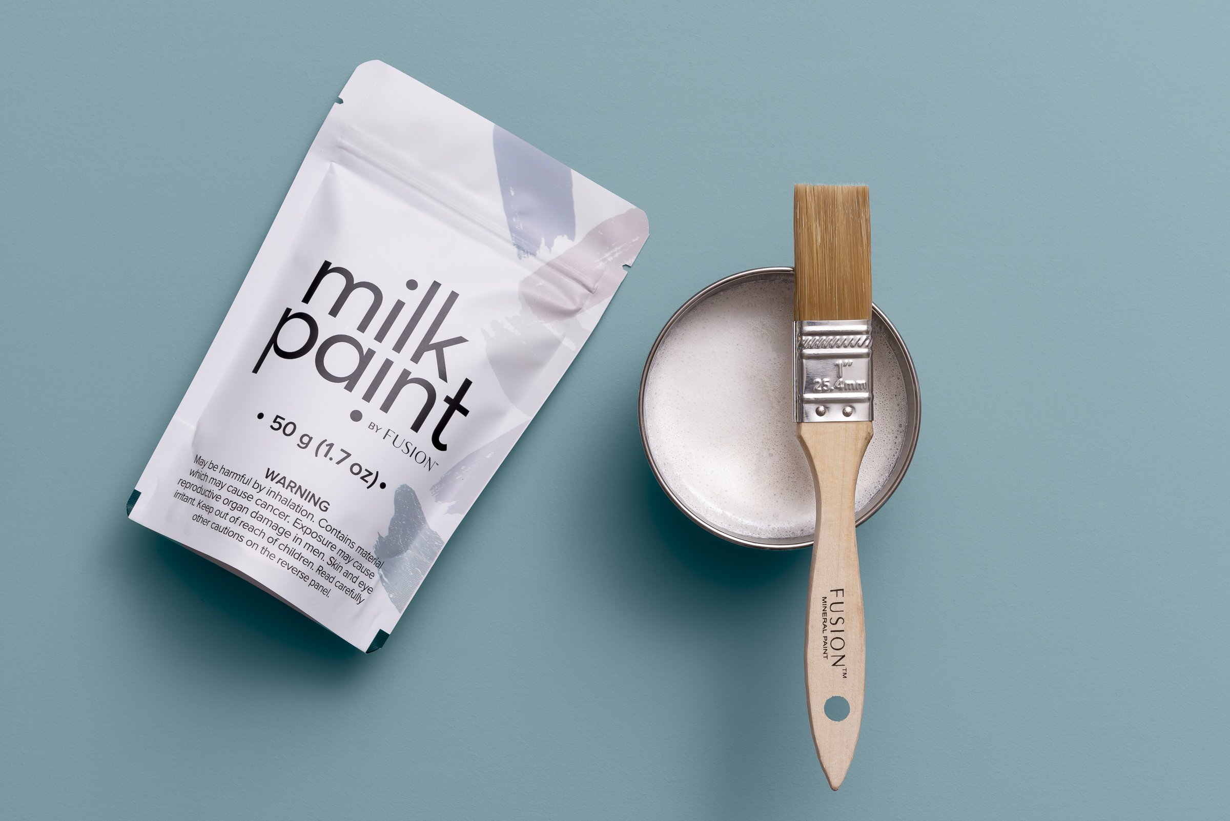 White Milk Paint - Home Revival Interiors